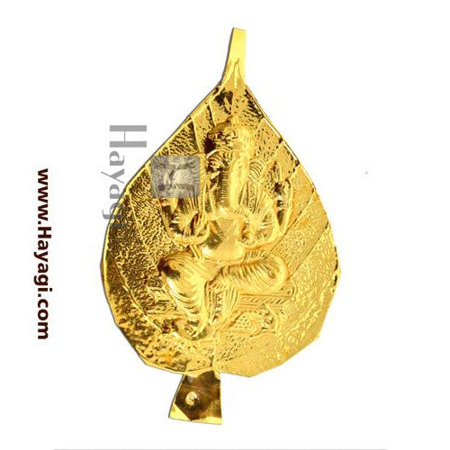 Vida Paan /Betel Leaf for Ganesh Ganapati Ornament -Hayagi