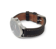 Premium Strap with Brown Sharkskin Leather