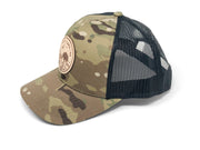 The Carolina Pride Hat | Army Multicam