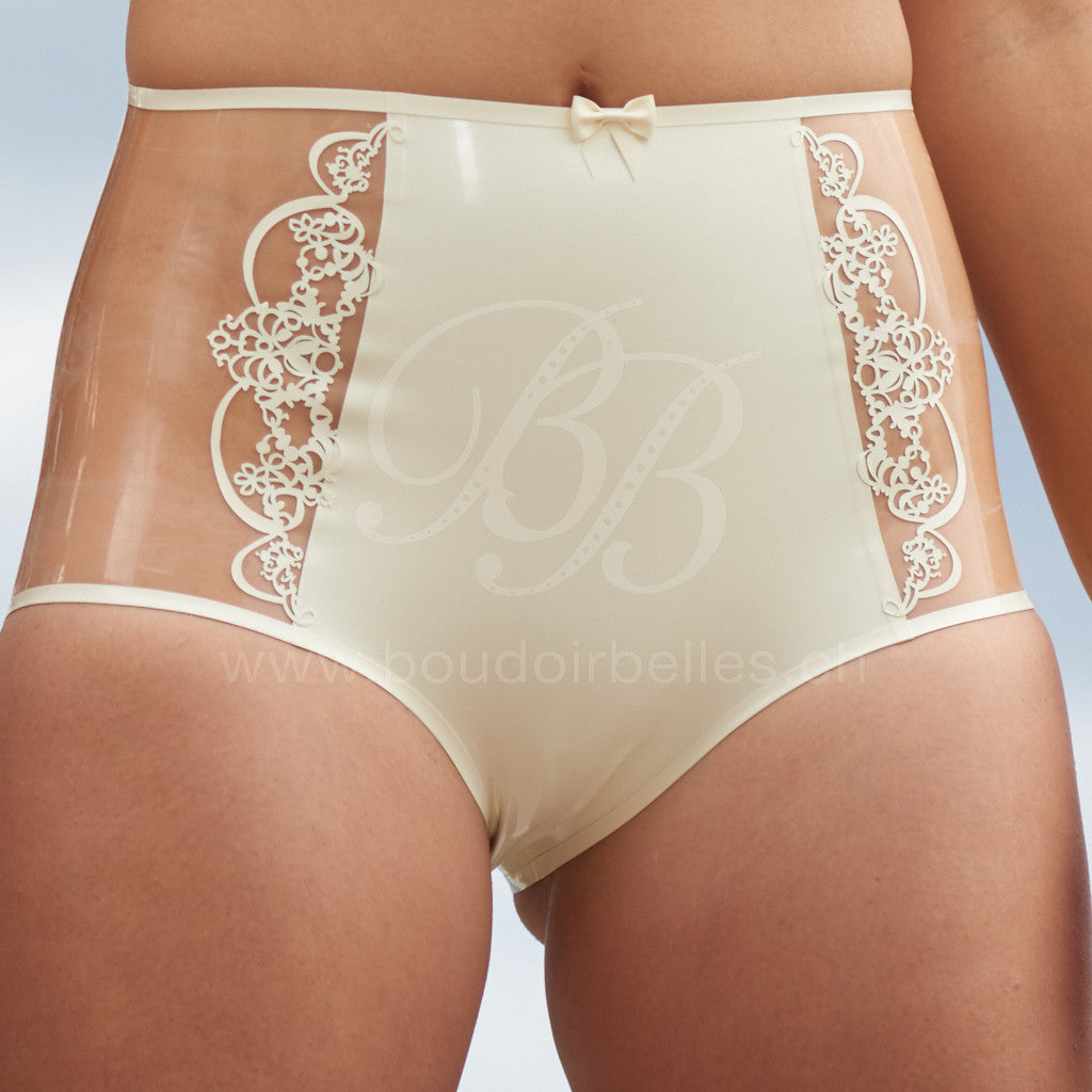 Culotte haute Betty Blanche