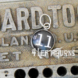 Custom Car Number Team Jewelry
