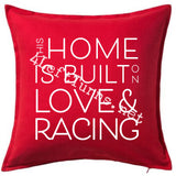 Racing Themed Pillow Covers