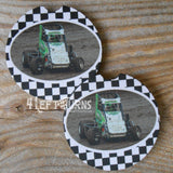 Custom Photo Car Coasters