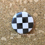 Racing Magnets and Pin Back Buttons - Everything Else - 4 Left Turns - 9