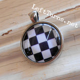 Racing Themed Necklaces