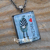 Racing Gnome Jewelry
