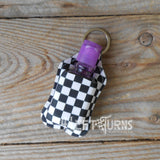 Travel Bottle Holder Key Ring