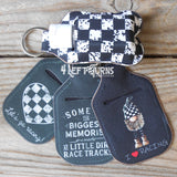 Racing Product Holder Key Ring