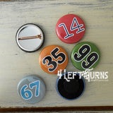 Custom Magnets Pinback Buttons Jewelry Tic Tac Toe Checkers