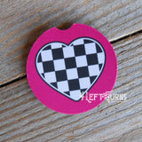 Racing Themed Car Coasters