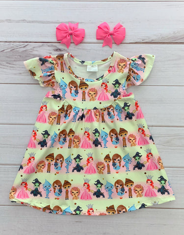 Wizard of Oz Pearl Dress