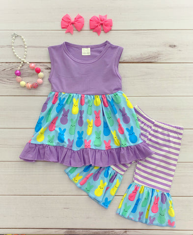 Easter Peeps Capri Set