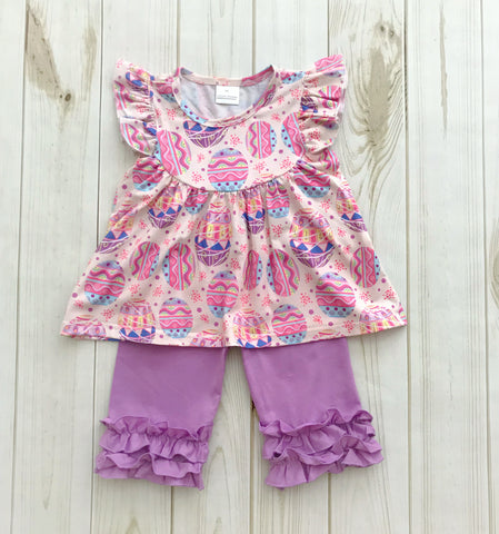 Easter Egg Capri Set {LIMITED}