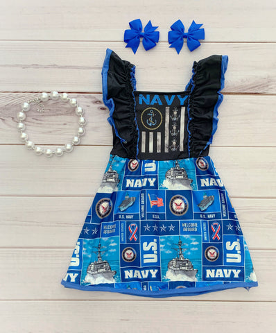 U.S. Navy Boutique Dress