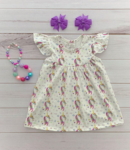 Unicorn Pearl Dress