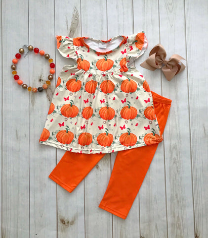 Pumpkin Pickin' Outfit {LIMITED EDITION}