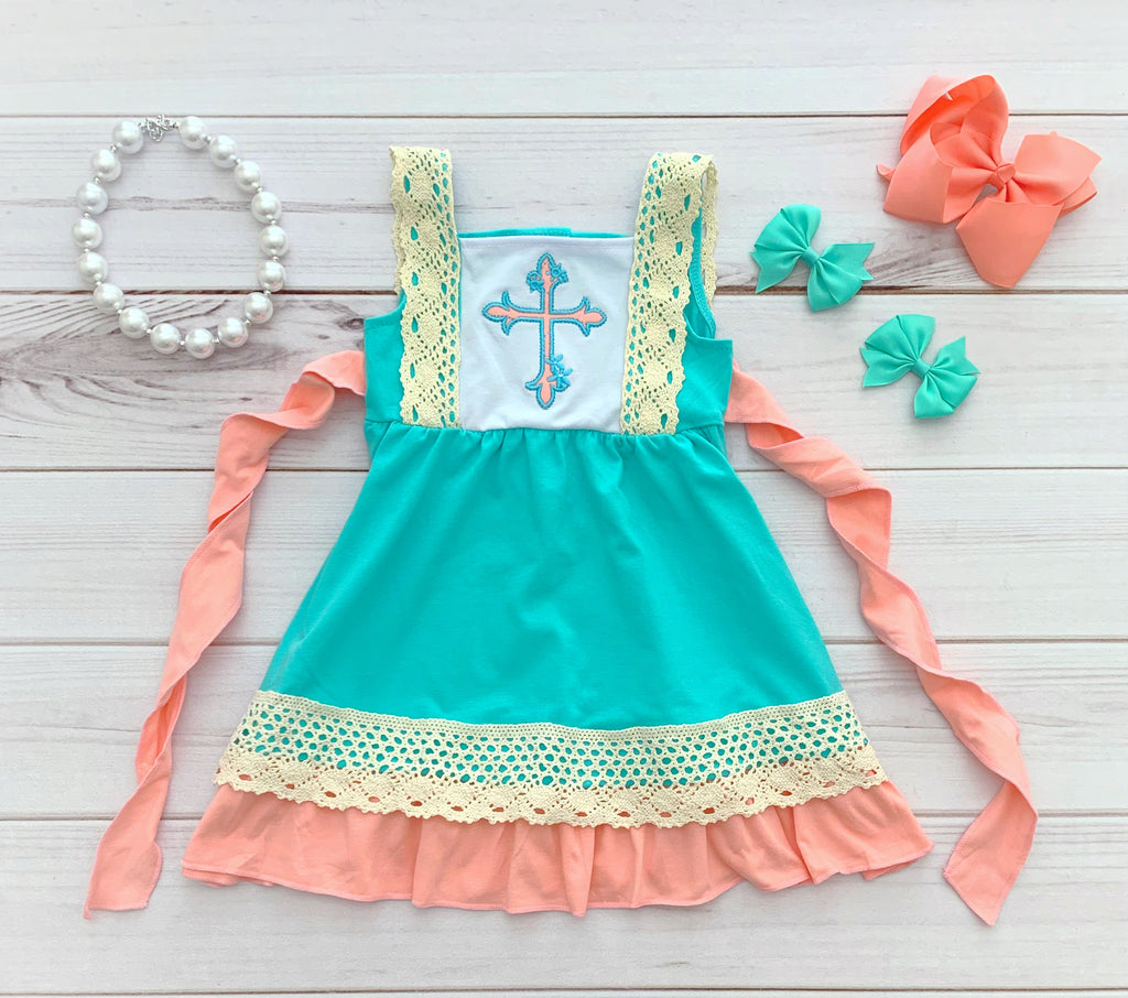Resurrection Easter Dress