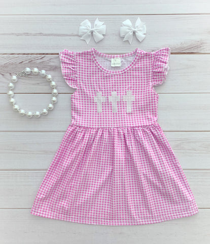 """He is Risen"" Easter Dress {Exclusive}"