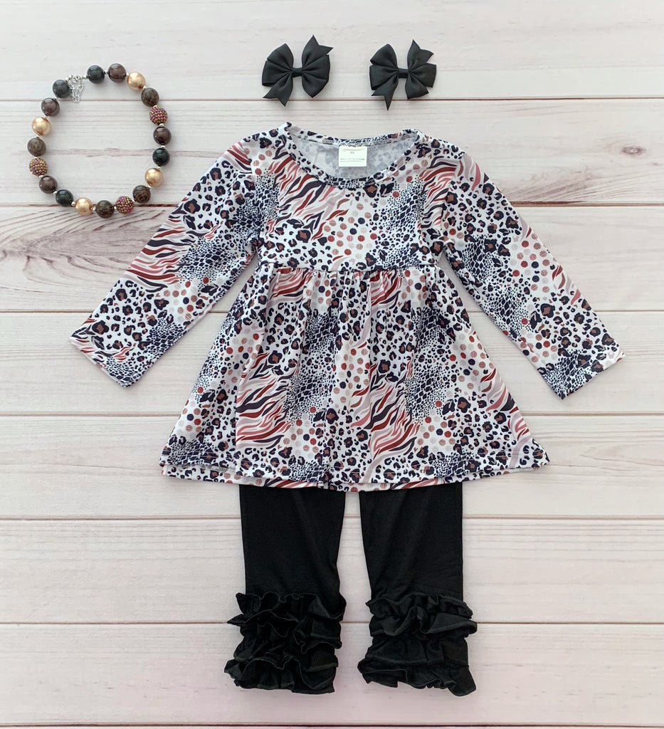 Sassy Safari Boutique Outfit {Limited}