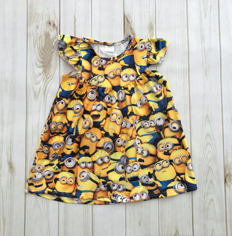 Minion Mayhem Pearl Dress