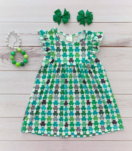 Shamrock Pearl Dress
