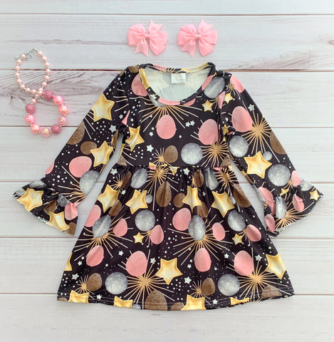 New Year's Celebration Boutique Dress