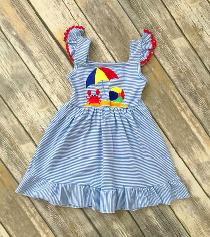 Beach Days Summertime Dress