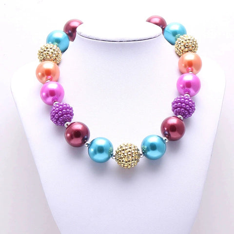 Colors of Fall GORGEOUS Chunky Necklace {LIMITED EDITION}