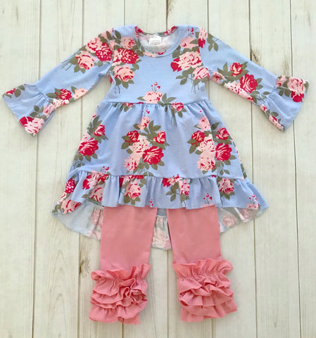 """Anna Grace"" Winter Remix Floral Boutique Outfit {LIMITED EDITION}"