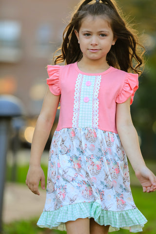 Bunny Blooms Easter Dress {EXCLUSIVE}
