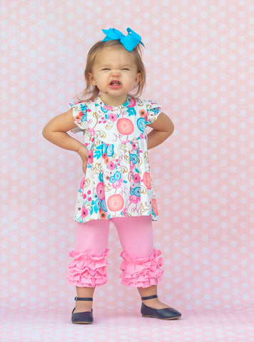 """Piper"" Boutique Capri Outfit {LIMITED EDITION}"