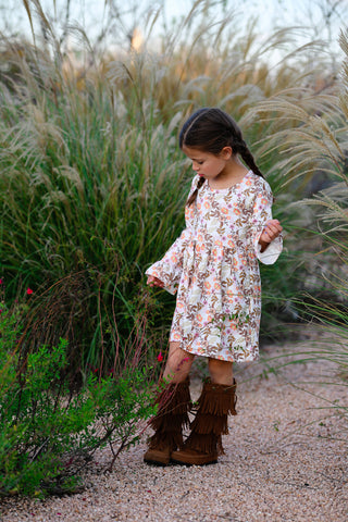 """Londyn"" Floral Boutique Dress"