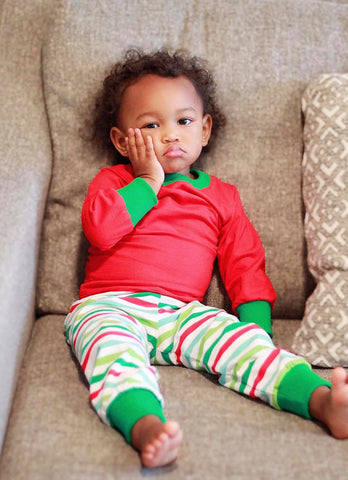 Simply Christmas PJ's - Stripes