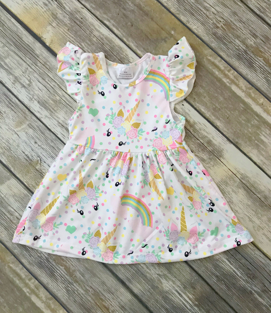 Unicorn Sprinkle Dress d03323510