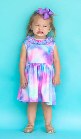 Twilight Shimmer Boutique Dress