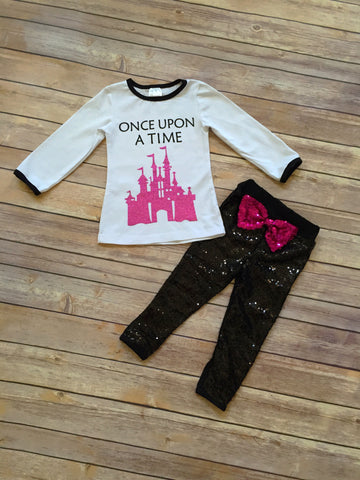 """Once Upon A Time"" Fairytale Boutique Outfit"