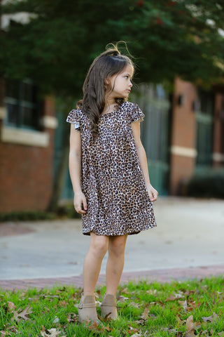 """Wild Side"" Pearl Dress"