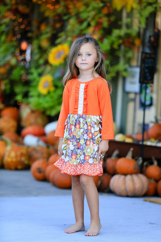 "The ""Camryn"" Fall Boutique Dress {LIMITED EDITION}"