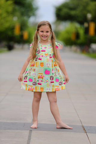 """Teacher's Pet"" School Pearl Dress {LIMITED}"