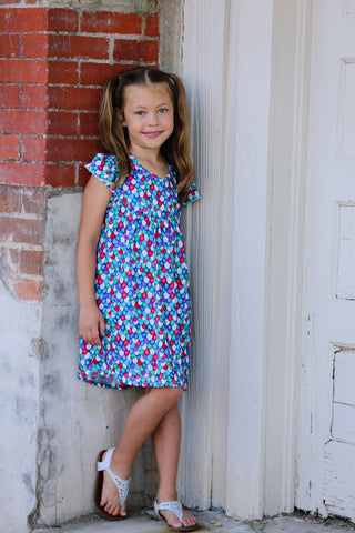 Mer-Mazing Pearl Dress {LIMITED}