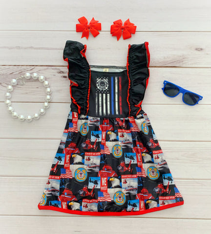 U.S. Coast Guard Boutique Dress