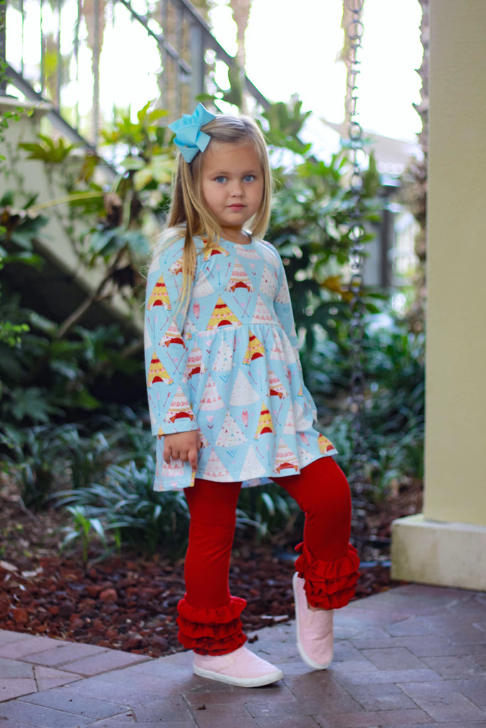 "The ""Piper"" TeePee Boutique Outfit {LIMITED EDITION}"