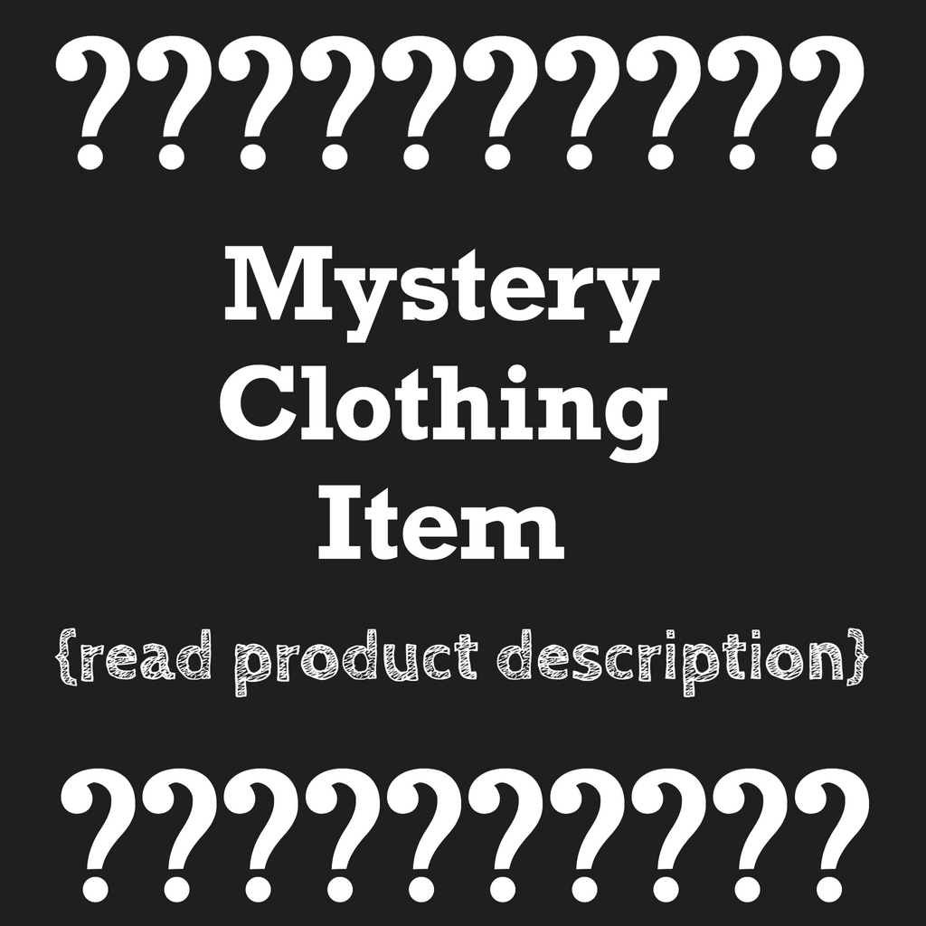 ?? Mystery Clothing Item ??