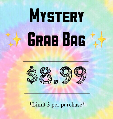 Spring/Summer Mystery Grab Bag - Limit 3!