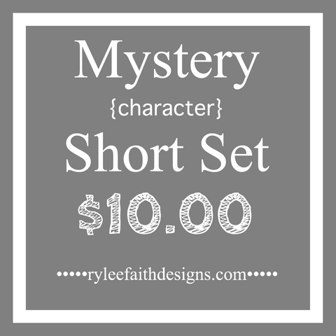 MYSTERY {character} Short Set