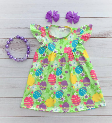 Spring Chick Easter Pearl Dress