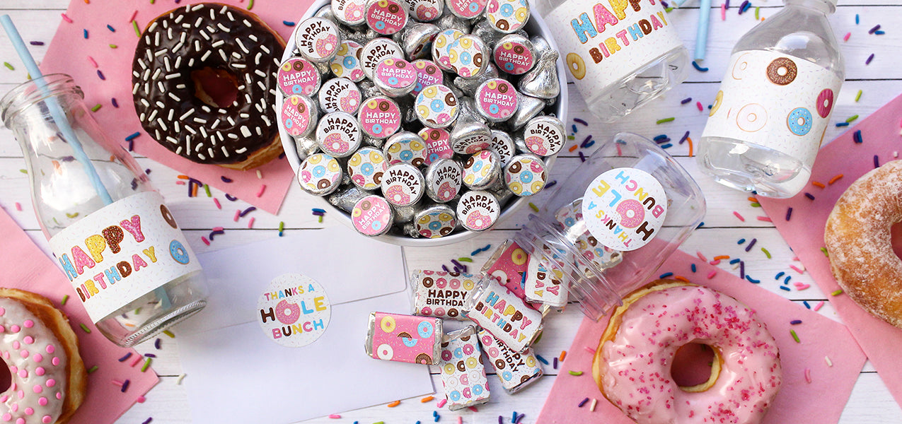 donut birthday party ideas for kids
