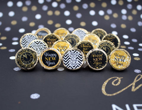 New Year\'s Eve Party Favor: Midnight Kisses — Distinctivs