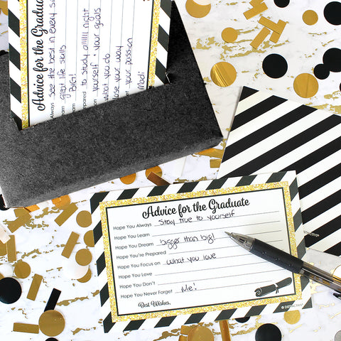 Graduation Party Guest Book
