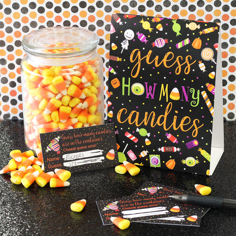 kids halloween candy party game ideas